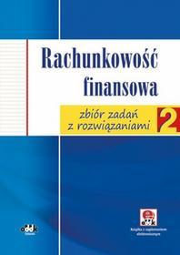 ODDK Rachunkowość finansowa zbiór zadań z rozwiązaniami (z suplementem elektronicznym) - Jolanta Chałupczak