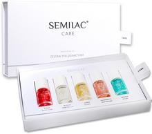 Semilac zestaw CARE spa 5x7ml odżywki do paznokci