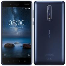 Nokia 8 64GB - Polished Blue 11NB1L01A03