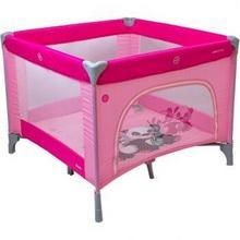 CoTo Baby Kojec dziecięcy Conti 10 100x100 Różowy