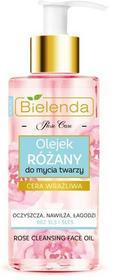 Bielenda Rose Care Olejek Różany do mycia twarzy 140ml 1234589072