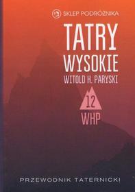 Sklep Podróżnika Tatry Wysokie część 12