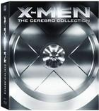 X-Men Cerebro Collection Blu-Ray