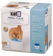 Catit Catit Design Fresh & Clear - Poidło automatyczne dla kota 2L
