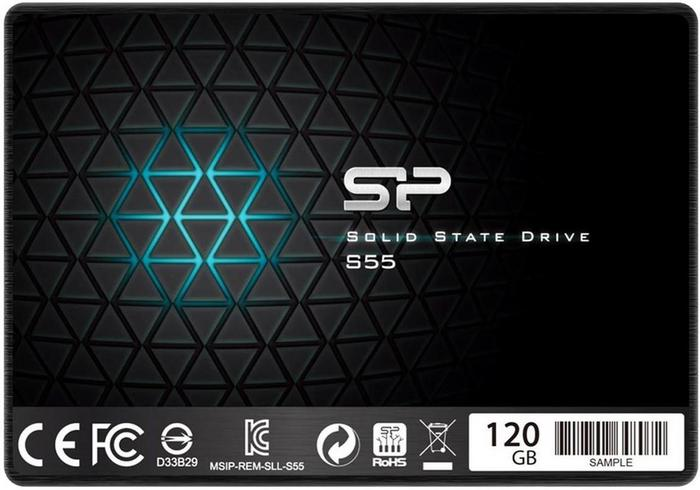 Silicon Power S55 120GB SP120GBSS3S55S25