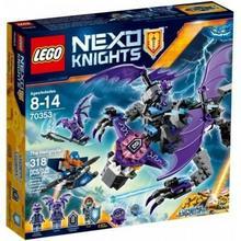 LEGO Nexo Knights Heligulec 70353