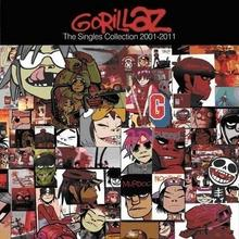 Gorillaz The Singles 2001-2011 Limited Edition)