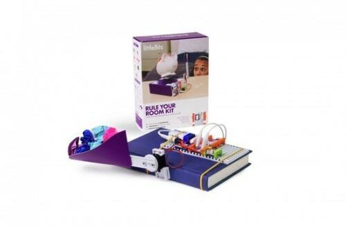 LittleBits Rule Your Room Kit- zestaw dla początkujących