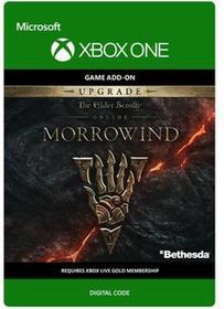 The Elder Scrolls Online Morrowind Upgrade XONE wersja cyfrowa