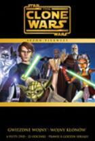 Gwiezdne Wojny Wojny Klonów DVD