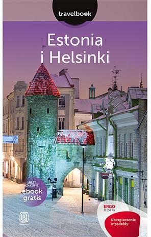 Bezdroża Estonia i Helsinki, Travelbook - Andrzej Kłopotowski