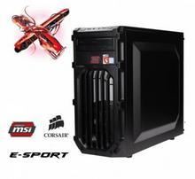 OPTIMUS E-Sport MB250T-CR6 i5-7400/8GB/1TB/GTX1060