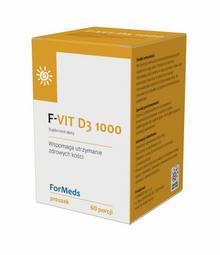 ForMEDS F-VIT D3 1000 48g proszek - suplement diety
