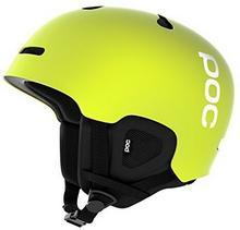 POC auric Cut kask narciarski, żółty PO-92046