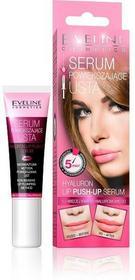 Eveline Hyaluron Lip Push-Up, serum powiększające usta, 12 ml