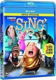 FILMOSTRADA Sing Steelbook Płyta DVD)