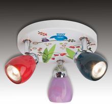 Brilliant Lampa sufitowa Birds, kolorowa G56034/72