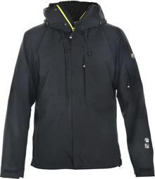 Elbrus Męska Kurtka EFFIN BLACK/ACID GREEN r XL 5901979136750