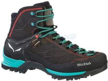 Salewa Buty trekkingowe MTN Trainer MID GTX brązowe) 12h