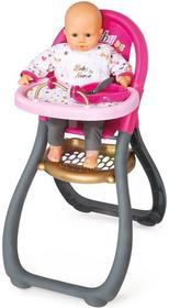 Smoby Baby Nurse Krzesełko do karmienia dla lalek 220310 220310
