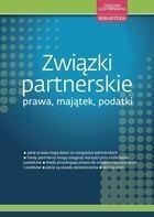 Związki partnerskie prawa majątek podatki PRACA ZBIOROWA