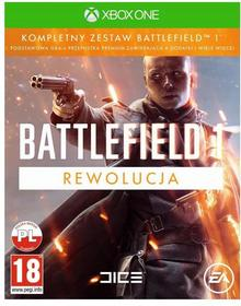 Battlefield 1 Rewolucja XONE