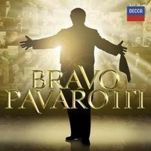 Bravo Pavarotti Polska cena) CD) Luciano Pavarotti