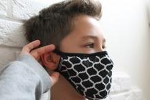 Smoga Manufaktura Szczecin Maska antysmogowa Smoga MęsKa SM-10
