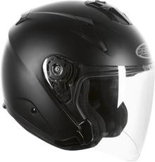 Ozone KASK OPEN FACE CT-01 BLACK MATT