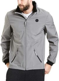 Bench Softshelll Jacket Dark Grey GY149) rozmiar M