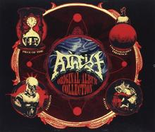 Atheist Original Album Collection 4CD)