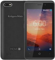 Kruger&Matz Move 6 mini 8GB Dual Sim Czarny