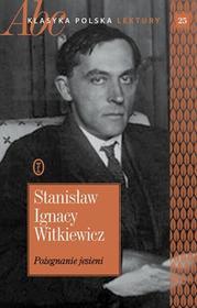 Wydawnictwo Literackie Pożegnanie jesieni LIT-4408