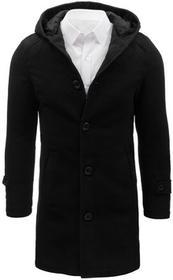 Dstreet Płaszcz męski czarny (cx0367) cx0367_l