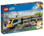 LEGO City Superszybki pociąg osobowy 60197