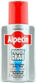 Alpecin power grau szampon do włosów siwych 200ml