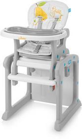 Baby Design Candy krzesełko do karmienia 2w1 szare 07 gruszka wysyłka 24h Enova33544