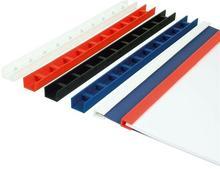 Argo Listwy do bindowania zatrzaskowe Greenbindery czarne 15 mm 50 sztuk oprawa do 130 kartek Zadzwoń po rabat 34 366-72-72 lub w koszyku sklepu wpisz kod PR3 Autoryzowana dystrybucja Szybk