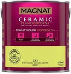 Magnat CERAMIC 2.5L - ceramiczna farba do wnętrz - C43 Zwyci?ski aleksandryt