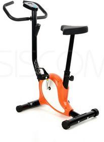 Funfit Rower treningowy mechaniczny pomarańczowy 878 row mech pomarancz