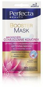 DAX Cosmetics Perfecta Macierzyste Odmładzanie Komórek Booster Mask Maseczka do twarzy 10 ml