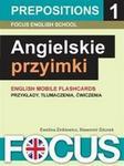 Focus English School Angielskie przyimki - zestaw 1
