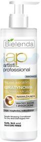 Bielenda Artisti Professional Repair Keratin Myjąca odżywka do włosów suchych i zniszczonych 250 ml