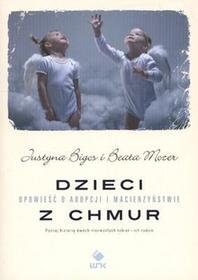 Nasza Księgarnia Dzieci z chmur. Opowieść o adopcji i macierzyństwie - Justyna Bigos, Beata Mozer