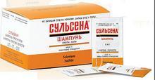 Amalgama Lux Szampon Przeciwłupieżowy Sulsena, Selenium Sulfide, Saszetka 8 ml