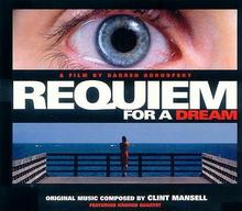 Requiem dla snu soundtrack CD) Kronos Quartet Clint Mansell