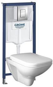 Grohe Zestaw podtynkowy WC SENNER