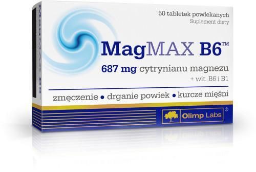 Olimp MAgMAx B6 50 tab 50085