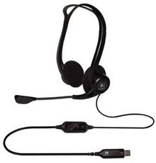 Logitech PC960 czarne