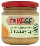 SANTE Pasztet wegetariański z soczewicą Lovege 180g
